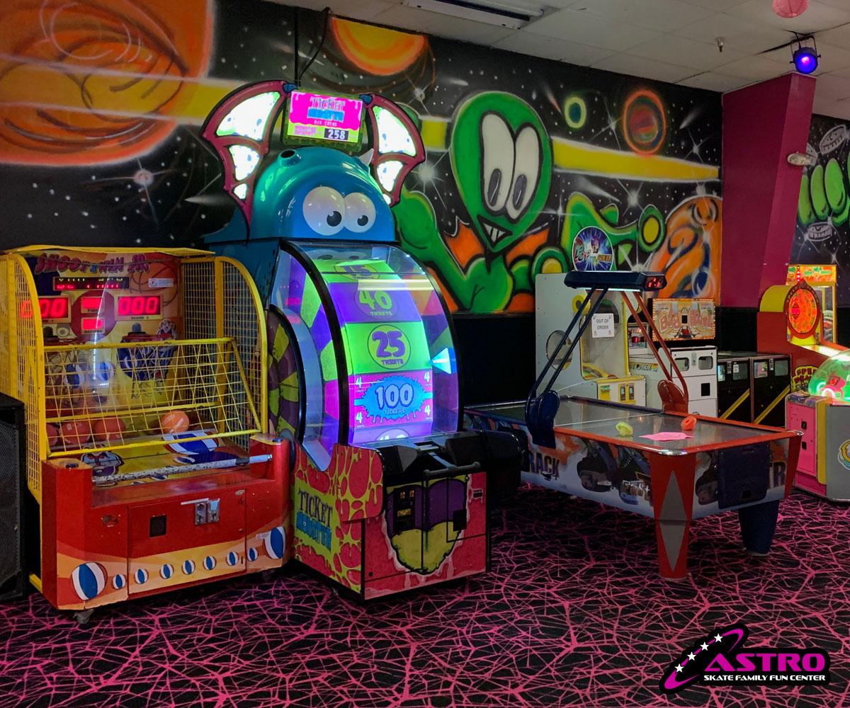Picture of Astro skate Family Fun Center